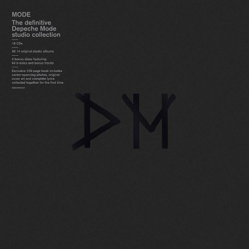Depeche Mode - MODE (CD) - image 1 of 1