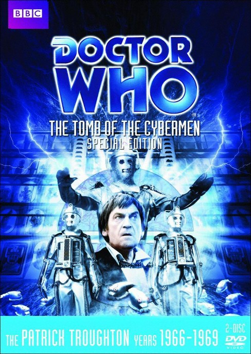 Doctor who:Tomb of the cybermen (DVD) - image 1 of 1
