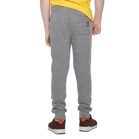 8404bcc8ac2c Boys  Harry Potter Hogwarts Knit Jogger Pants - Charcoal Heather S   Target