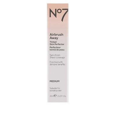 No7 Airbrush Away Tinted Skin Perfector - 1.35oz