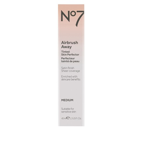 No7 Airbrush Away Tinted Skin Perfector - 1.35oz - image 1 of 4
