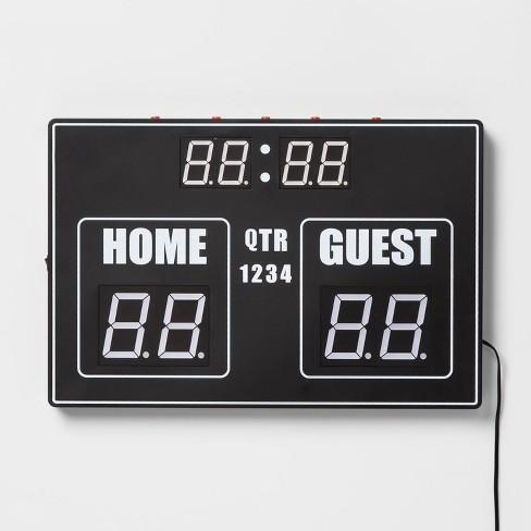 Scoreboard Neon Sign Pillowfort Target