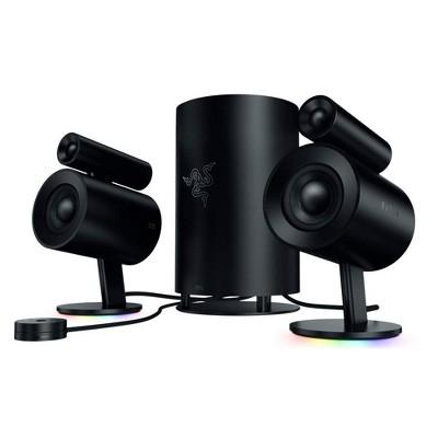 Razer Nommo Pro 2.1 Gaming Speaker System - THX Premium Audio - Dolby Sound