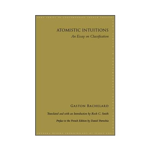 Atomistic Intuitions An Essay On Classification By Gaston