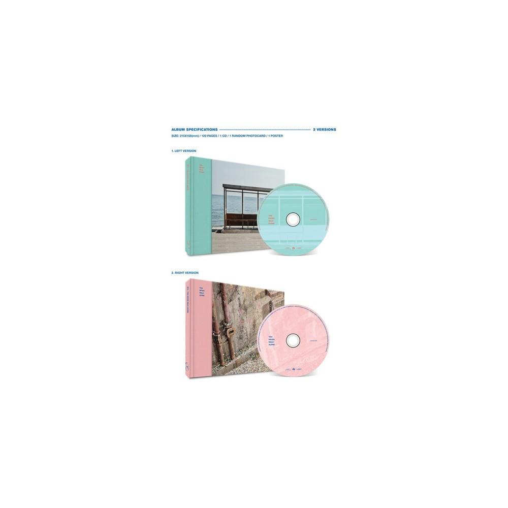 Bts - You Never Walk Alone (Random Cover) (CD)