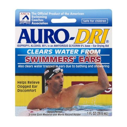 Auro Dri Ear Drying Drops For Swimmer's Ear - 1 fl oz - image 1 of 4