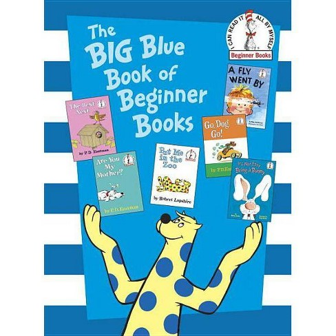 The Big Blue Book of Beginner Books (Hardcover) by P.D. Eastman - image 1 of 1