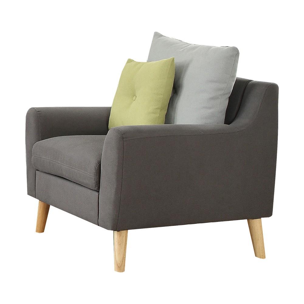 Acme Furniture Amie Chair Gray