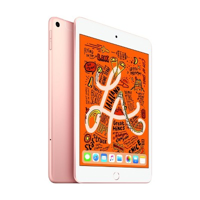 Apple iPad mini 64GB Wi-Fi Only (2019 Model)- Gold