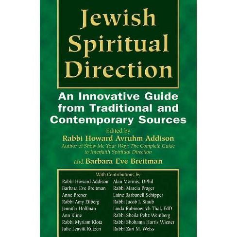 Jewish Spiritual Direction - (Hardcover) - image 1 of 1