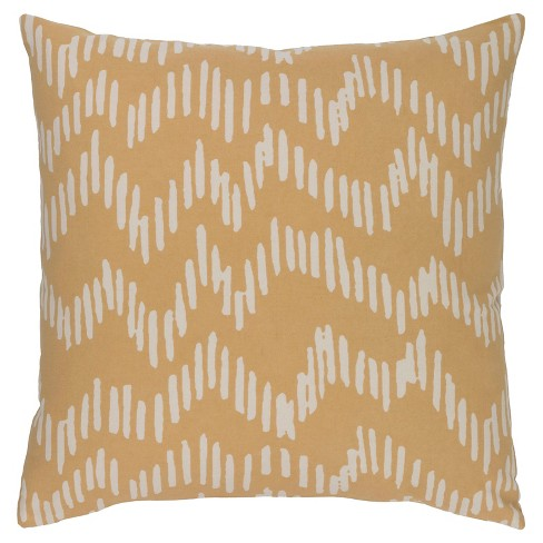 Doniford Abstract Throw Pillow - Surya - image 1 of 1
