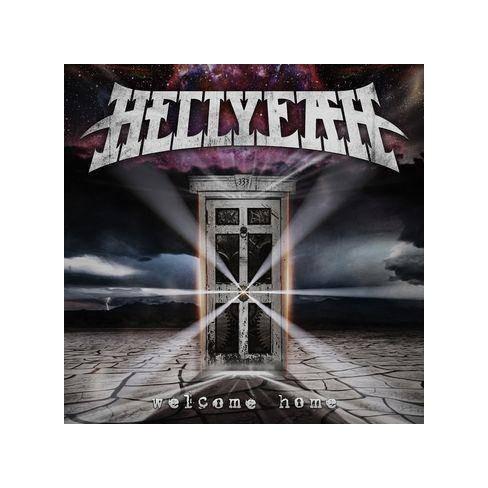 Hellyeah - Welcome Home (EXPLICIT LYRICS) (Vinyl) - image 1 of 1