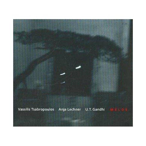 Vassili Tsabropoulos - Melos (CD) - image 1 of 1