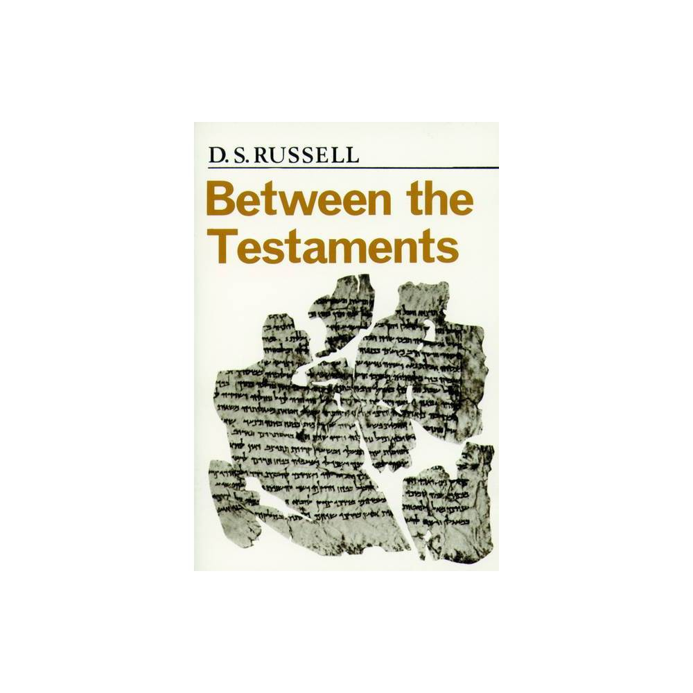 Between The Testaments Pp By D S Russell Paperback
