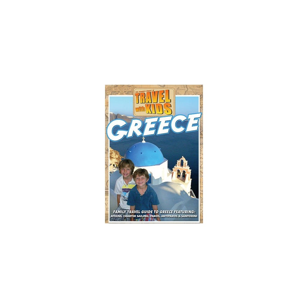 Travel With Kids:Greece (Dvd)