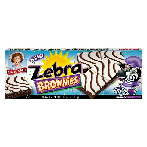 Little Debbie Zebra Brownies - 12.99 oz - image 1 of 1