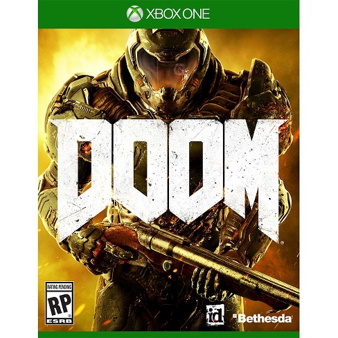 DOOM Collector's Edition Xbox One - image 1 of 4