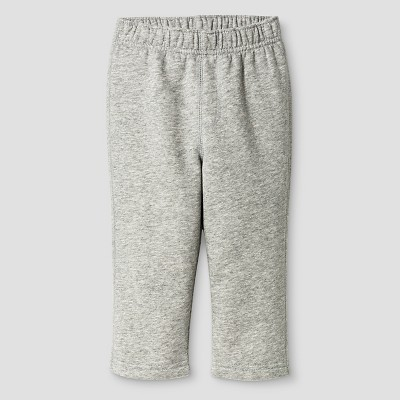 Baby Boys' Sweatpants Baby - Cat & Jack™ - Heather Grey