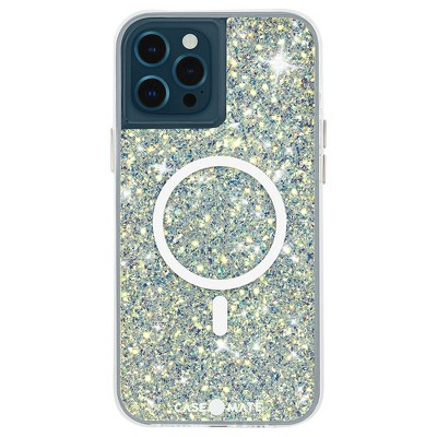 Case-Mate iPhone Case | Twinkle Case Compatible with MAGSAFE Accessories & Charging