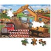 Melissa And Doug Building Site Jumbo Floor Puzzle 48pc - image 4 of 4