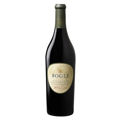 Bogle Petite Sirah Red Wine - 750ml Bottle