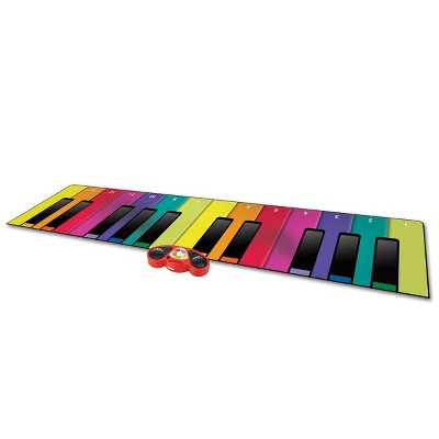 Kaplan Early Learning Giant Piano Mat for Musical Exploration