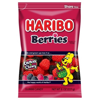 Gummy Candies: Haribo Berries