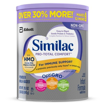 Similac Pro-Total Comfort Value Size - 29.8oz