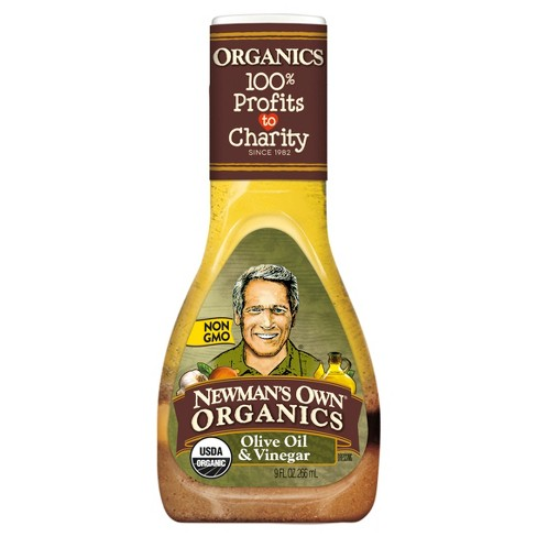 Newman's Own® Organics Olive Oil & Vinegar - 9oz - image 1 of 1