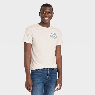 Men's Short Sleeve Graphic Crewneck T-Shirt - Goodfellow & Co™