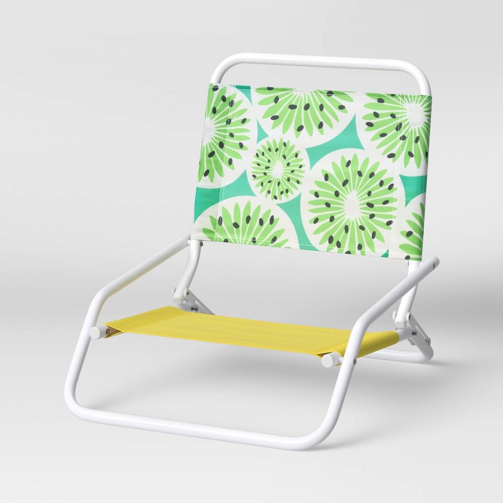 Coupons Beach Sand Chair - Kiwi - Sun Squad™