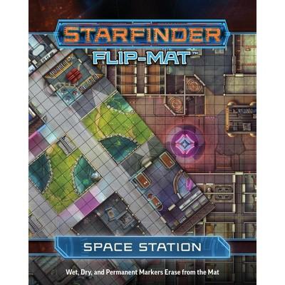 Flip-Mat - Starfinder - Space Station Ziplock