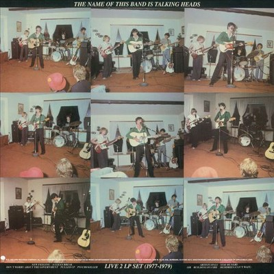 Talking Heads - Name of This Band Is Talking Heads (Vinyl)