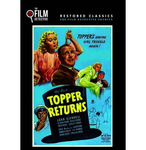 Topper Returns (DVD) - image 1 of 1