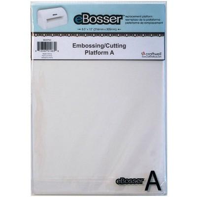 """8.5""""x12"""" Embossing/Cutting Replacement Platform A - eBosser"""