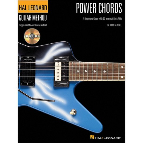 Hal Leonard Power Chords (Book/Online Audio) - Hal Leonard Guitar Method  Supplement