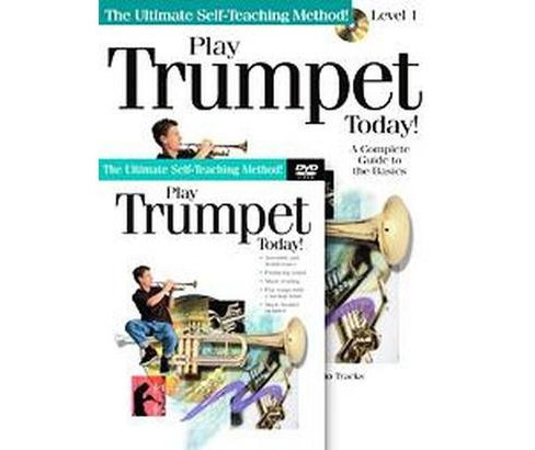 Play Trumpet Today! : A Complete Guide to the Basics : Level One -  (Paperback) - image 1 of 1