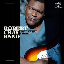 Robert Cray Band - That's What I Heard (Vinyl)