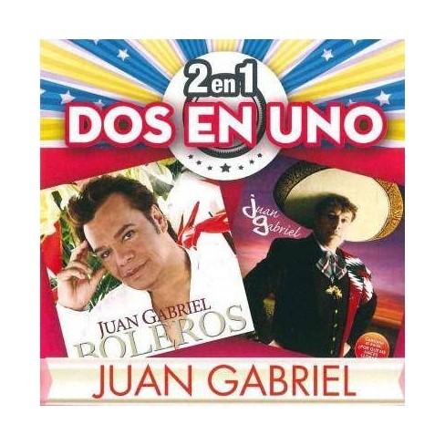 Juan Gabriel - 2 en 1 (11/11) (CD) - image 1 of 1