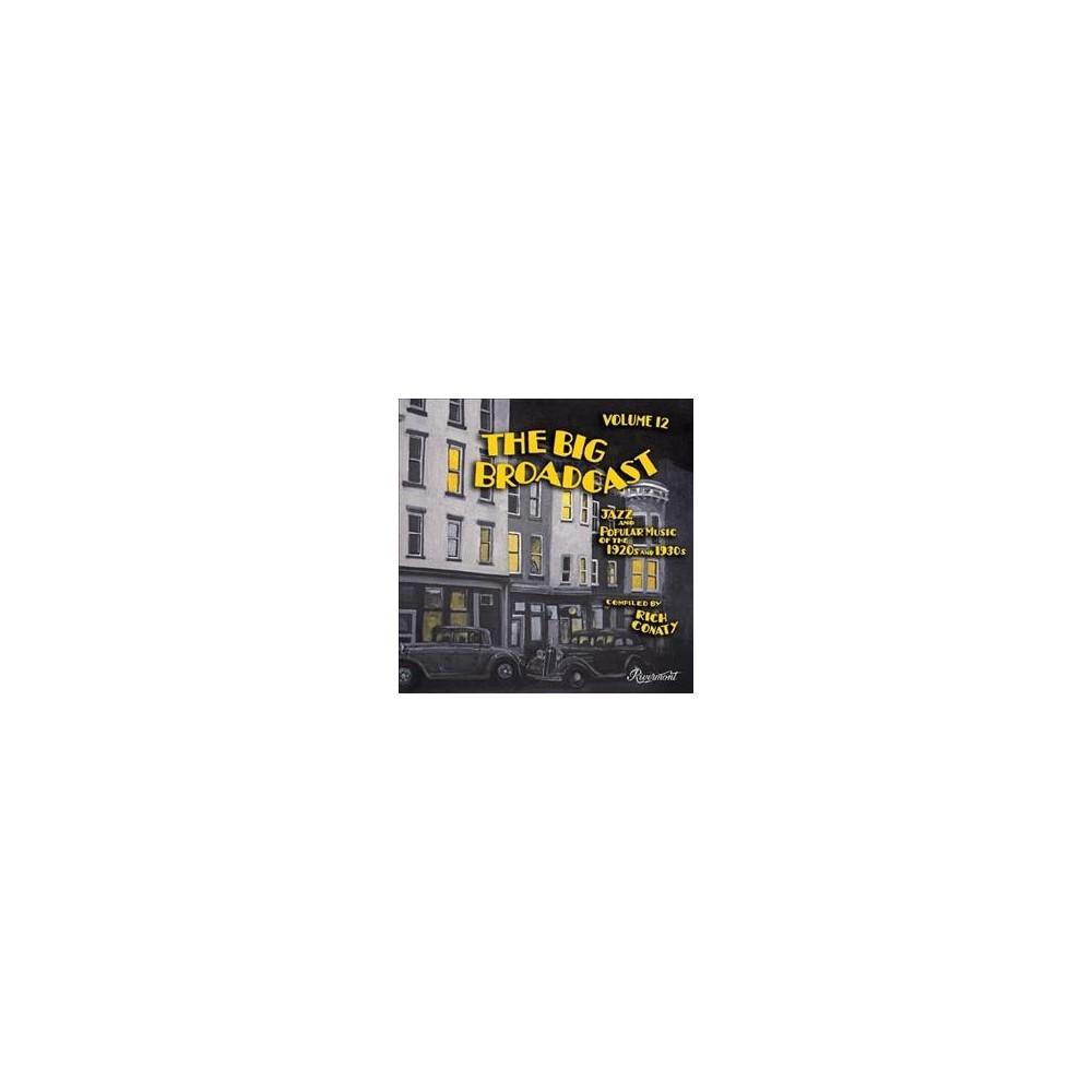 Various - Big Broadcast:Vol 12 Jazz And Popular (CD)
