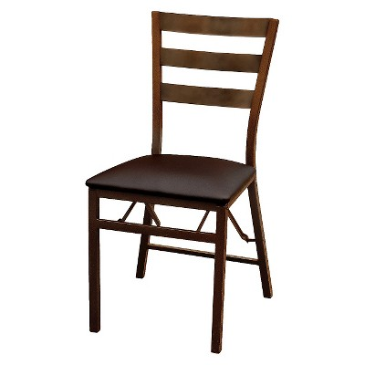 Folding Chair Brown - Plastic Dev Group  sc 1 st  Target & Folding Chair Brown - Plastic Dev Group : Target