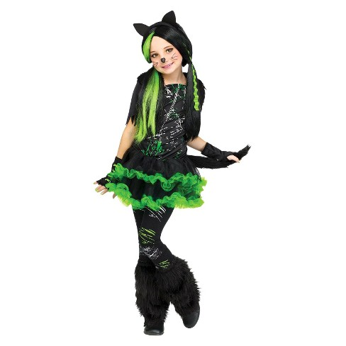 Girls' Kool Kat Costume - image 1 of 1