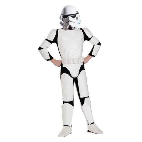 Star Wars Rebels Kids' Deluxe Stormtrooper Halloween Costume - image 1 of 1