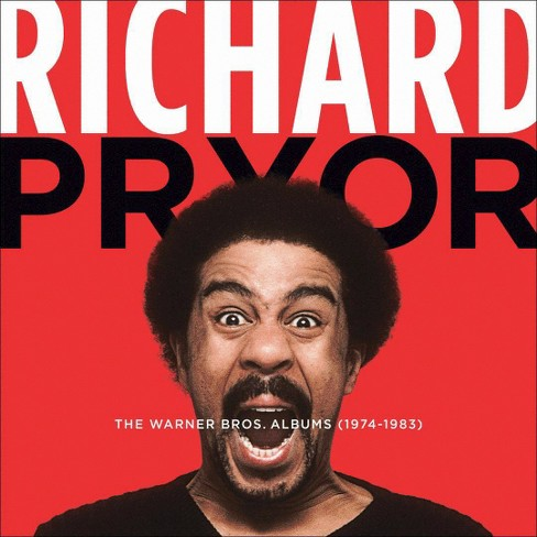 Richard pryor - Warner bros albums (1974-1983) (CD) - image 1 of 1