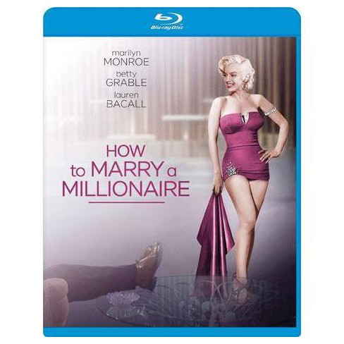 How To Marry A Millionaire (Blu-ray) - image 1 of 1