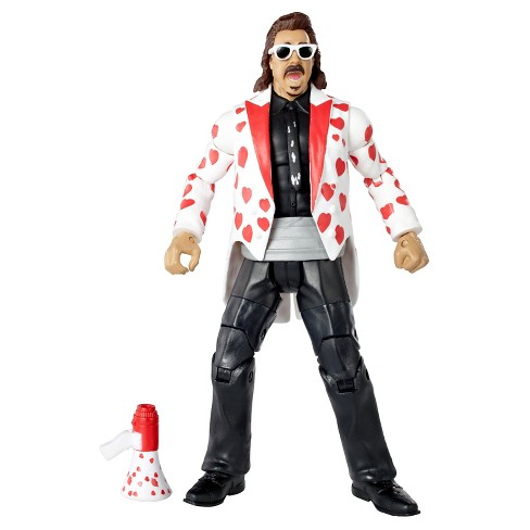 WWE Hall of Fame Elite Collection Jimmy Hart Figure - image 1 of 4