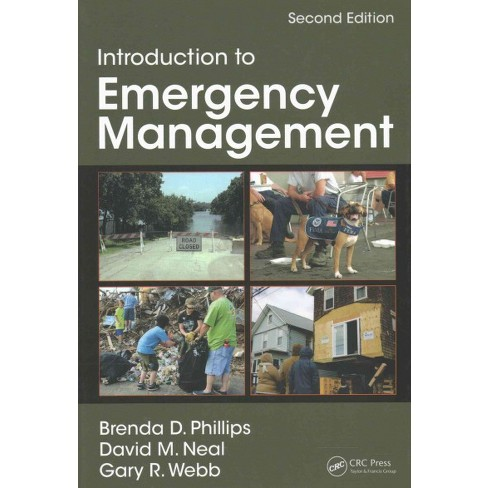 Introduction To Emergency Management Revised Hardcover Brenda D
