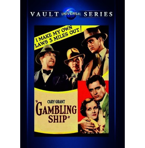 Gambling Ship (DVD) - image 1 of 1