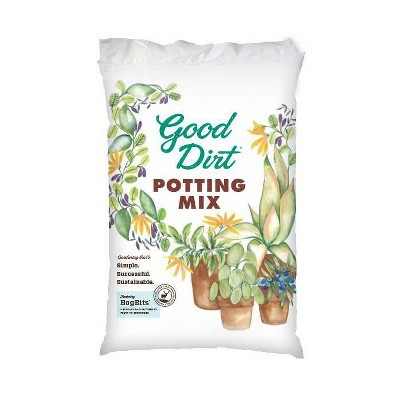 Good Dirt 8qt All Purpose Potting Mix