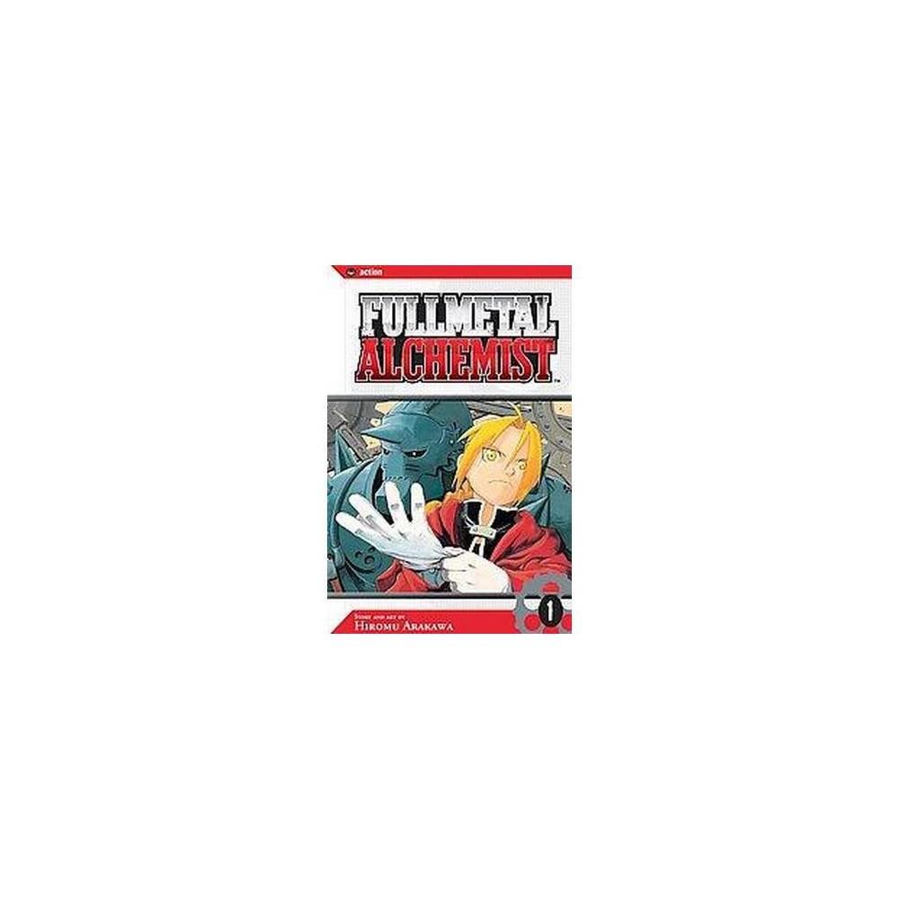 Fullmetal Alchemist 1 (Paperback) (Hiromu Arakawa)